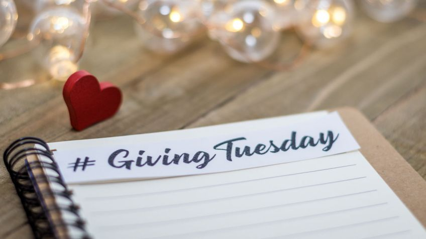 Giving Tuesday: una iniciativa solidaria