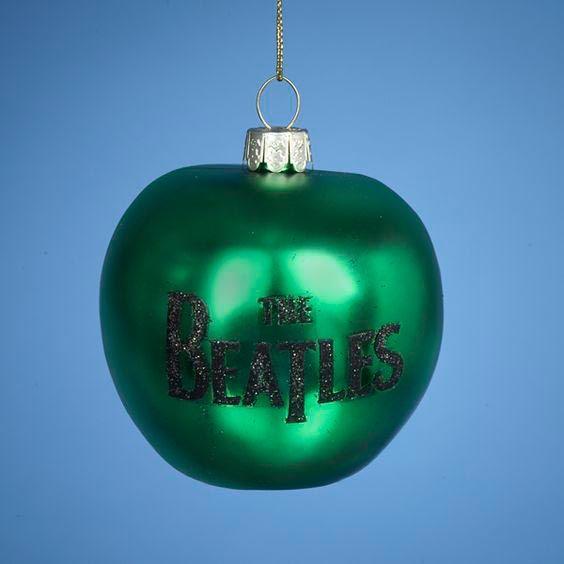 Bola de Navidad de Los Beatles