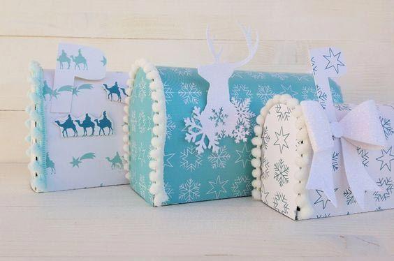 Cómo hacer un buzón para las cartas de Navidad