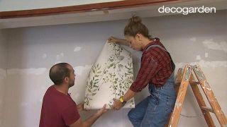 Transformar un dormitorio anticuado en un salón con decoración zen - Paso 3