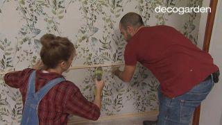 Transformar un dormitorio anticuado en un salón con decoración zen - Paso 5