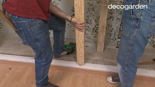 Transformar un dormitorio anticuado en un salón con decoración zen - Paso 6