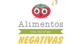 Alimentos con calor�as negativas