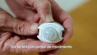 Como instalar tira de led con sensor de movimiento