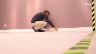 Cómo pintar el suelo