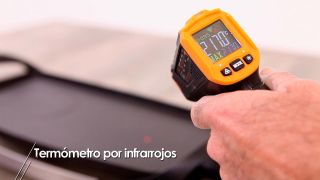 Cómo funciona un termómetro digital por infrarrojos