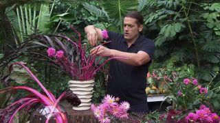 Arreglos florales extravagantes