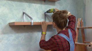 Decorar habitación de invitados en madera y aires escoceses - Paso 1