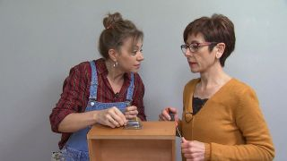Decorar habitación de invitados en madera y aires escoceses - Paso 5