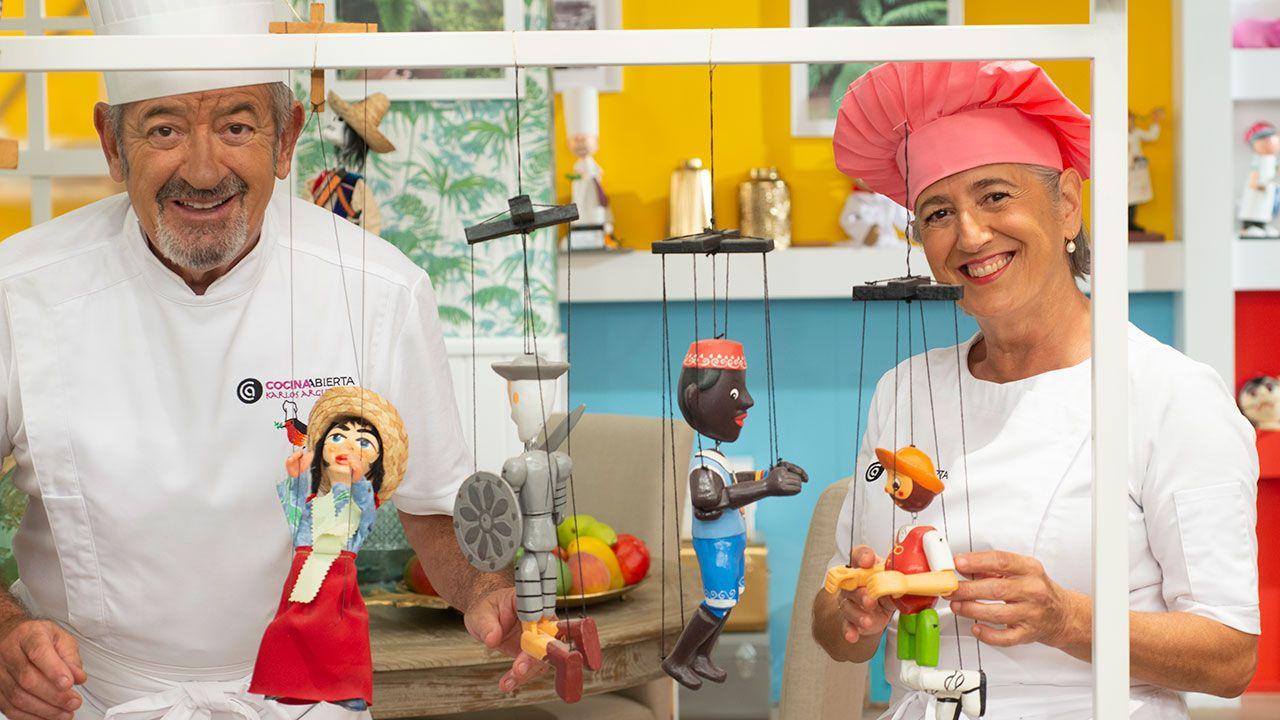 Las Recetas De Cocina Abierta De Karlos Arguiñano Del 23 Al 27 De Marzo De 2020 Karlos Arguiñano