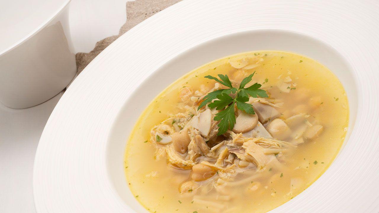 Receta De Sopa De Pollo Karlos Arguiñano