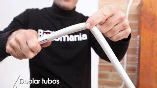 Cómo doblar tubos - Paso 2