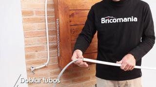 Cómo doblar tubos - Paso 3