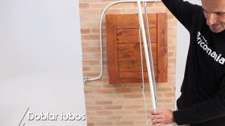Cómo doblar tubos - Paso 4