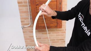 Cómo doblar tubos - Paso 5