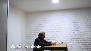 Cómo colocar un plafón regulable - Paso 10