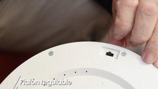 Cómo colocar un plafón regulable - Paso 7