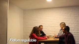 Cómo colocar un plafón regulable - Paso 8