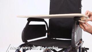 Cómo hacer una mesa para silla de ruedas - Paso 4