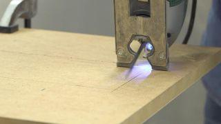 Cómo hacer una columna industrial luminosa - Paso 5