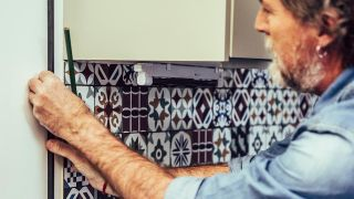 Renovar frente de la cocina - Paso 7