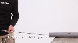 Desatascador de alta presión - Paso 2
