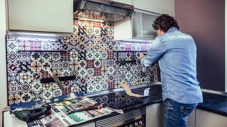 Renovar frente de la cocina- Paso 10