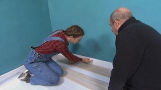 Renovación de dormitorio en casa abandonada - Paso 4
