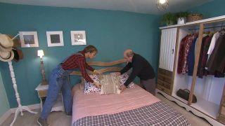Renovación de dormitorio en casa abandonada - Paso 7