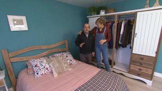 Renovación de dormitorio en casa abandonada - Paso 8