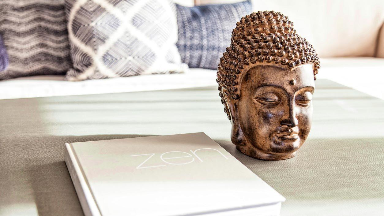 Decoración hindú: Budas
