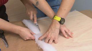 Decorar taller acogedor de joyería, dibujo y pintura - Paso 2