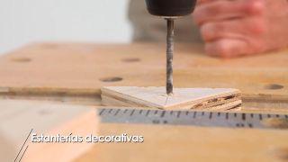 Cómo hacer cajas de madera para decorar la pared