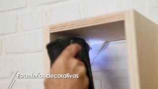 Cómo hacer cajas de madera para decorar la pared la pared