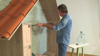 Cómo hacer un armario ropero infantil