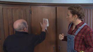 Convertir un armario viejo en un vestidor abierto - Paso 1