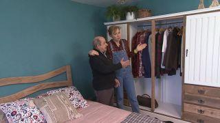 Convertir un armario viejo en un vestidor abierto - Paso 5