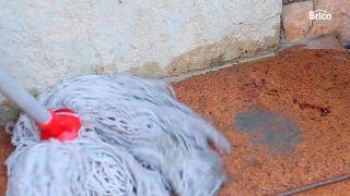 Cómo quitar restos de cementos de suelos y paredes