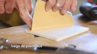Cómo hacer unos posavasos