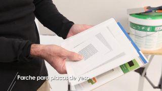 Cómo usar parches para placas de yeso laminado