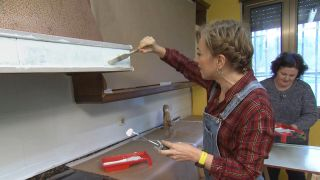 Cómo renovar una cocina anticuada y sin chispa - Paso 2