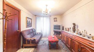 Transformar una sala antigua en un dormitorio acogedor con un toque vintage - Antes