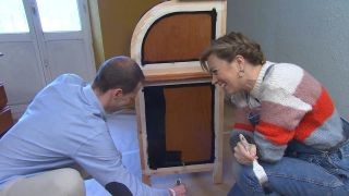Transformar una sala antigua en un dormitorio acogedor con un toque vintage - Paso 5