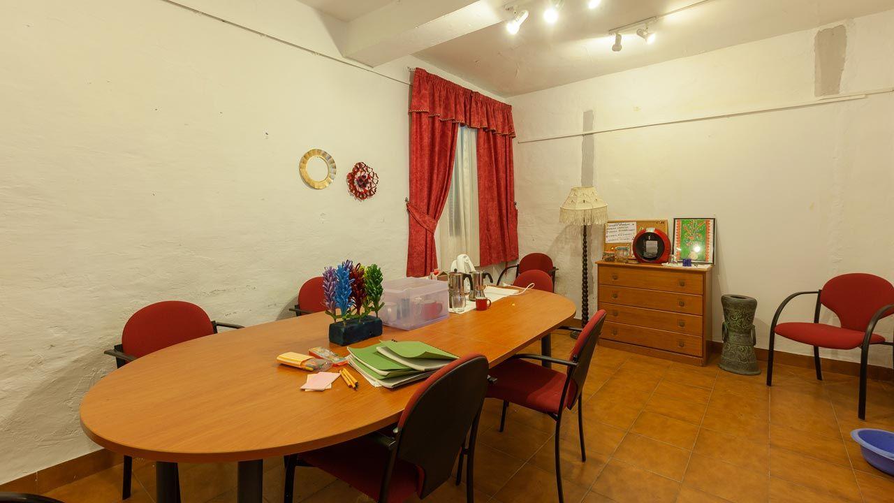 Convertir un local en desuso en un taller de arte