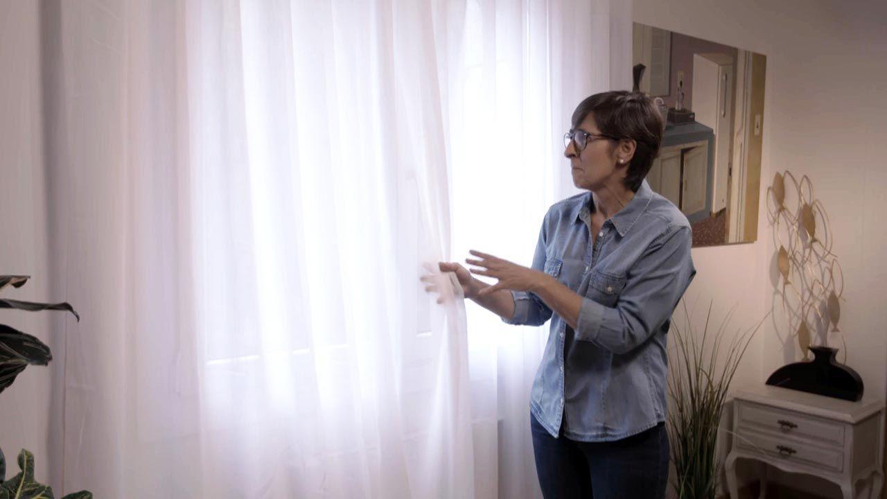 Cómo lavar las cortinas y que queden impecables
