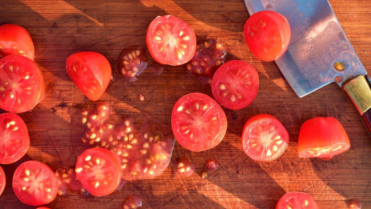 Cómo conseguir semillas de tomate