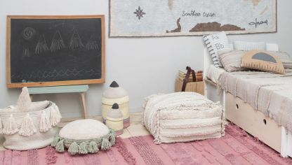 10 ideas para decorar el dormitorio infantil