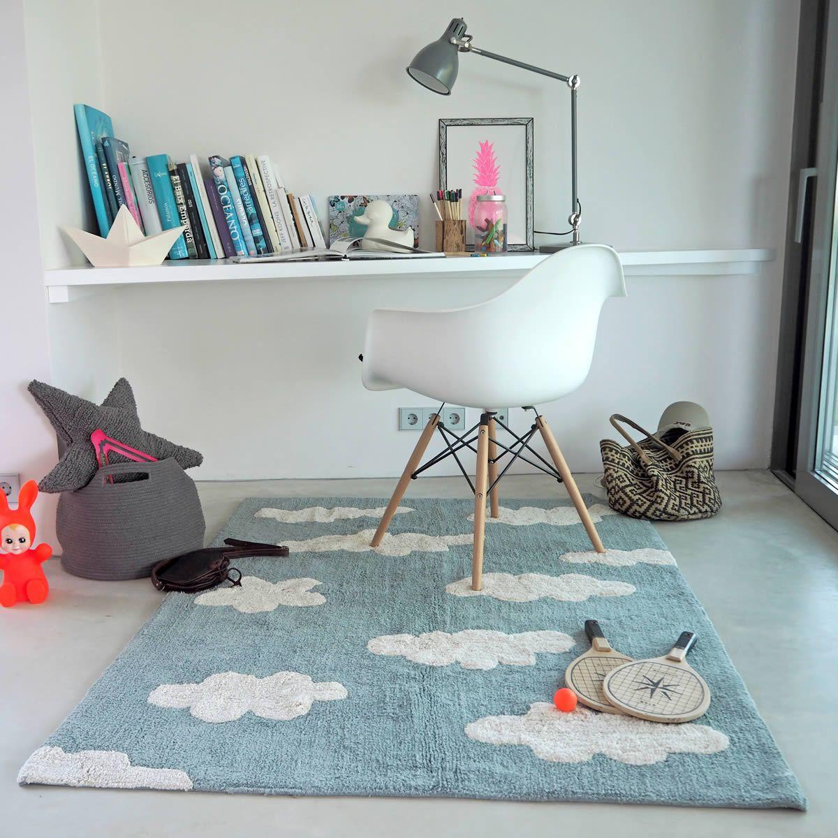 10 ideas para decorar el dormitorio infantil - Alfombras