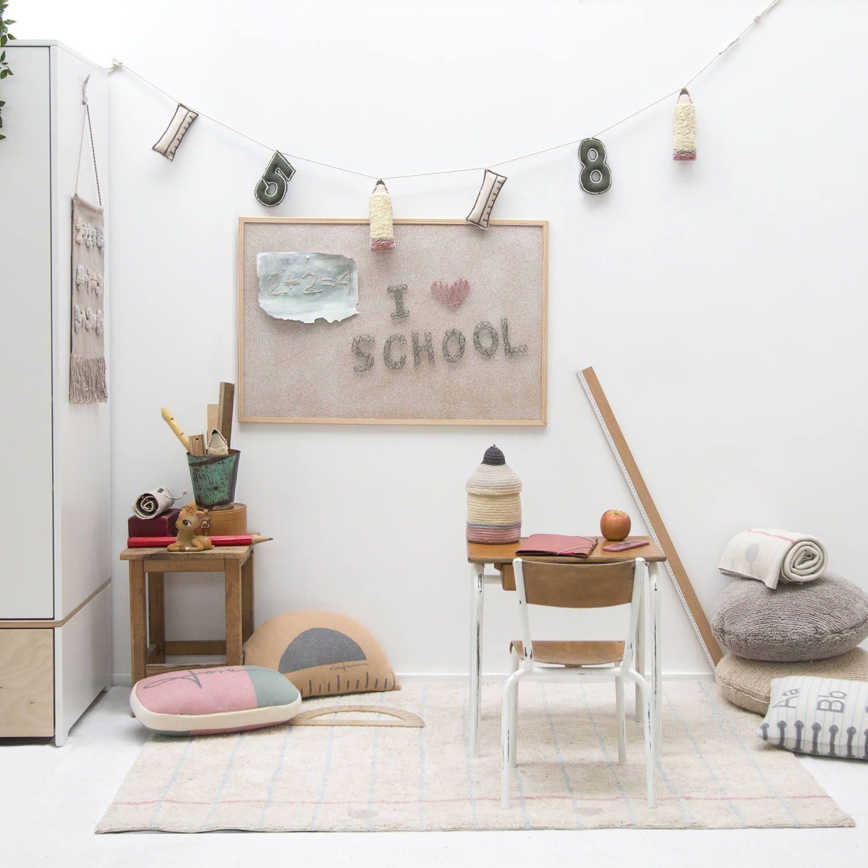 10 ideas para decorar el dormitorio infantil - Pizarra