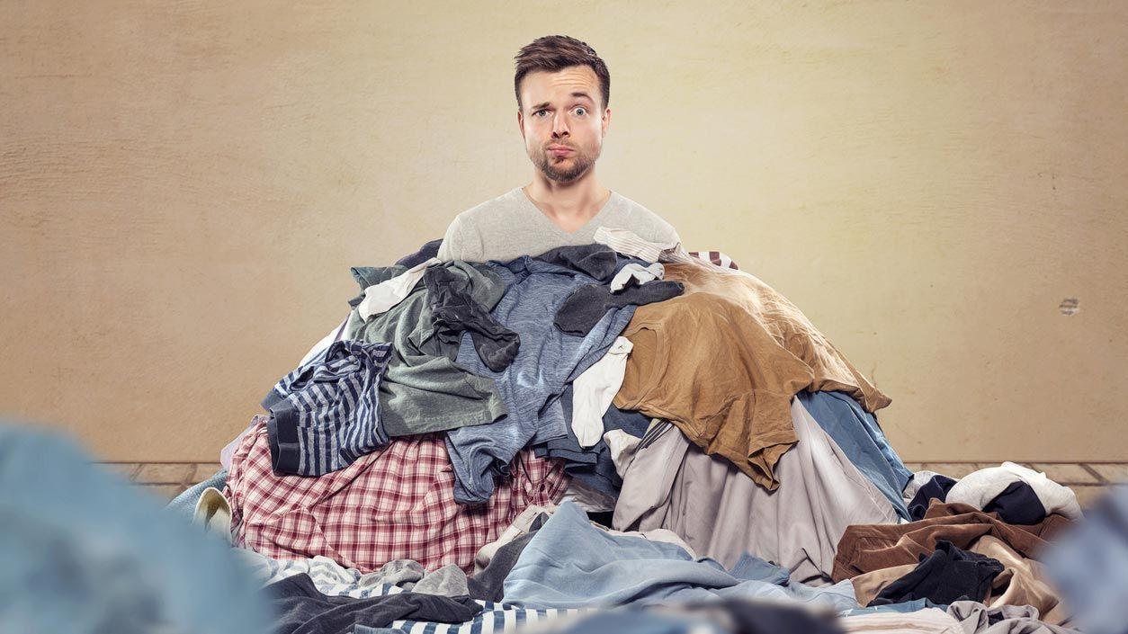 Ordenar y hacer limpieza en la cuarentena